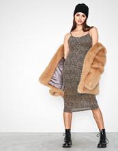 Glamorous Strappy Mesh Dress