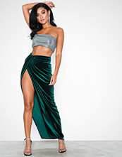 NLY One Drapy Wrap Maxi Skirt