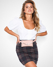 NLY Trend Check Mini Skirt
