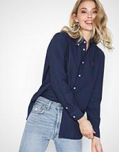 Polo Ralph Lauren Ls Rx Bd St-Relaxed-Long Sleeve-Shirt Navy