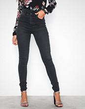Vero Moda Vmcloud Hr Ruffle Waist Jeans