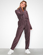 NLY Trend Lurex Boilersuit