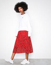 Selected Femme Slfbella Mw Plisse Skirt Ex