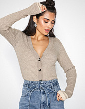 NORR Malou knit cardigan