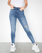 Noisy May Nmlexi Hw Skinny Ank Cut Jeans AZ03
