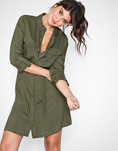 New Look Belted Shirt Dress