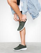 NLY Shoes Knitted Sneaker Grønn