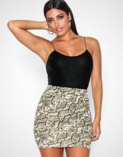 NLY One Mini Print Skirt