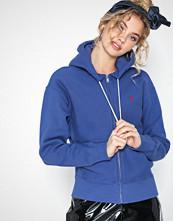 Polo Ralph Lauren Ls Fz Hoodie-Long Sleeve-Knit Dark Blue