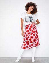 Jacqueline de Yong Jdyindie Midi Wrap Skirt Wvn