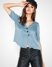 Vero Moda Vmgili Button 2/4 Top SB1