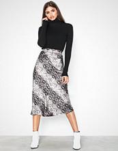 Neo Noir Lulla Snake Skirt