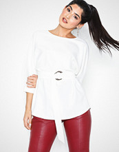 River Island LS Delta Waisted Top