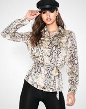 Selected Femme Slfsnake Ls Shirt Ex