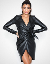 NLY One Leather Look Dress