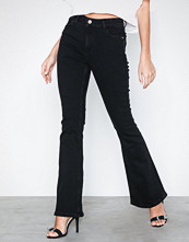 River Island Marine Flare Jeans