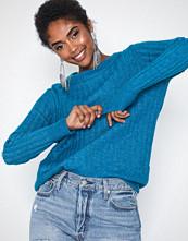 Selected Femme Slfmalia Ls Knit O-Neck B