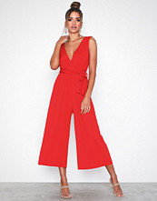 Ax Paris Wide Leg Jumpsuit