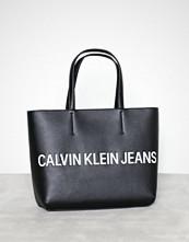 Calvin Klein Sculpted Logo E/W Tote