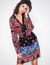 Only onlTALIA L/S Short Dress Wvn
