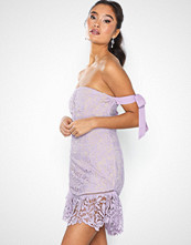 Love Triangle Serafina Mini Dress Lilac
