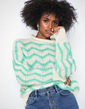 Selected Femme Slfmaggie Ls Knit Boatneck B