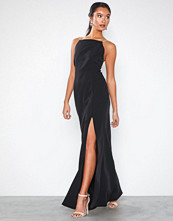 NLY Eve Sparkling Strap Slip Gown