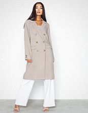 NLY Trend The IT Coat Stripete