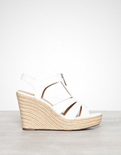 Michael Kors Berkley Wedge Hvit