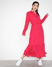 Only onlTHEA L/S Zip Dress Wvn