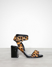 River Island Two Part Block Heel Ankle Strap