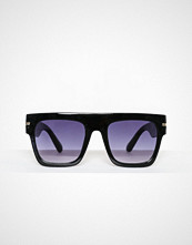River Island Black Lense Visor Sunglasses