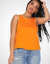Dr.Denim Cleo Singlet Orange