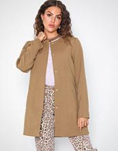 Jacqueline de Yong Jdynew Brighton Coat Otw Noos Lys brun