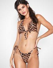 South Beach Leopard Print Bikini Brief