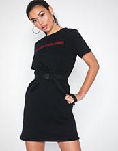 Calvin Klein Institutional Chain Stitch Dress
