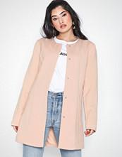 Jacqueline de Yong Jdynew Brighton Coat Otw Noos Lys rosa