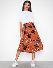 Selected Femme Slfkiara Mw Midi Skirt B