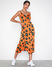 Glamorous Long Leopard Dress