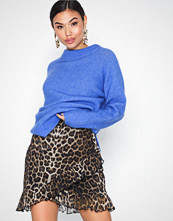 NLY Trend Print Mesh Skirt