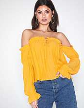 NLY Trend Soft Off Shoulder Blouse Gul