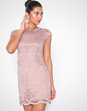 Only onlSHIRA Lace Dress Noos Wvn Lys rosa