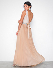 Rare London Sequin Plunge Maxi Dress