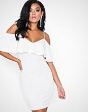 NLY One Off Shoulder Strap Dress
