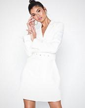 NLY Trend Sharp Suit Dress Hvit