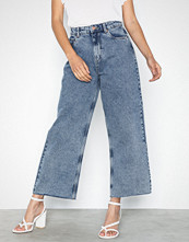 Vero Moda Vmkathy Hr Wide Cropped Jeans Boo