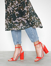 NLY Shoes Strap Heel Block Sandal