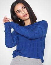 Jacqueline de Yong Jdypulli L/S Noos Pullover Knt Mørk blå
