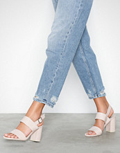 NLY Shoes Triple Block Sandal