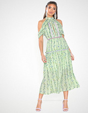True Decadence Turtle Neck Lace Dress